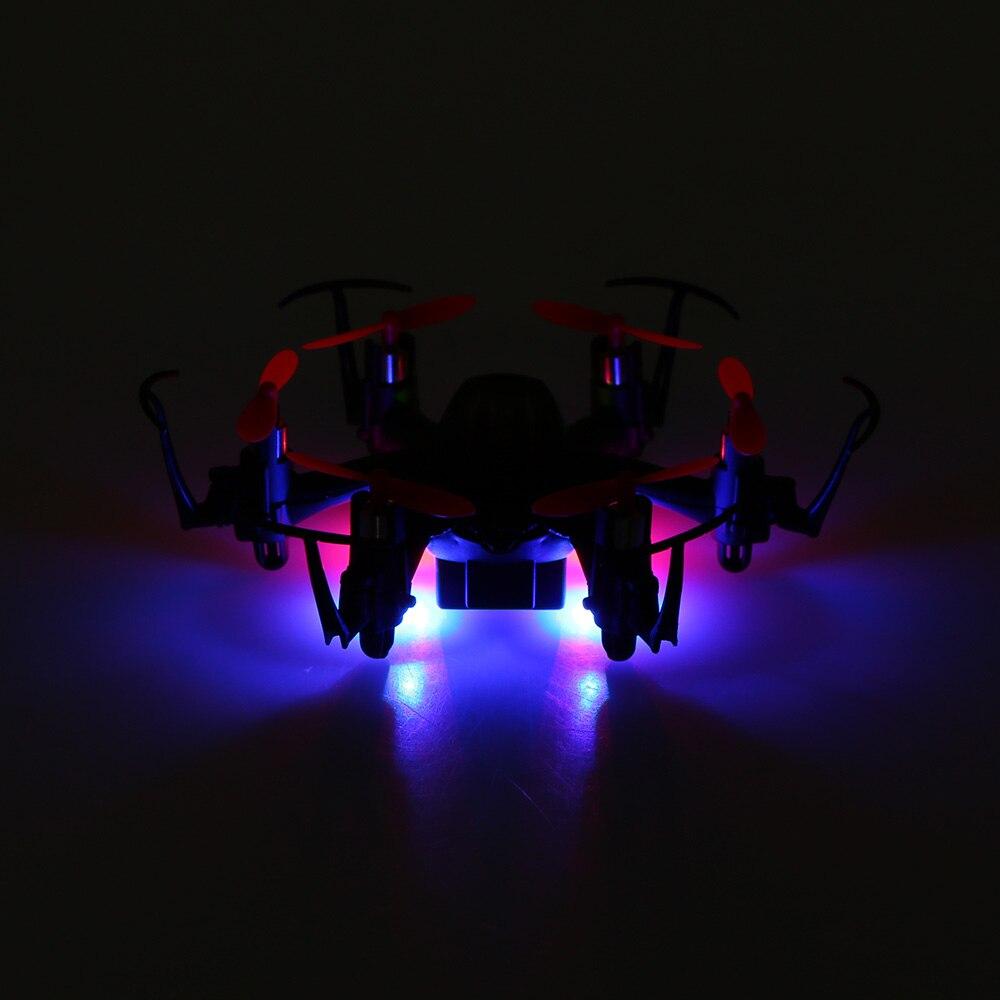 Original JJRC H20C 2.4G 4CH 6 Axis Gyro RC Hexacopter Headless Mode Auto-return Mini Drone with 2.0MP Camera
