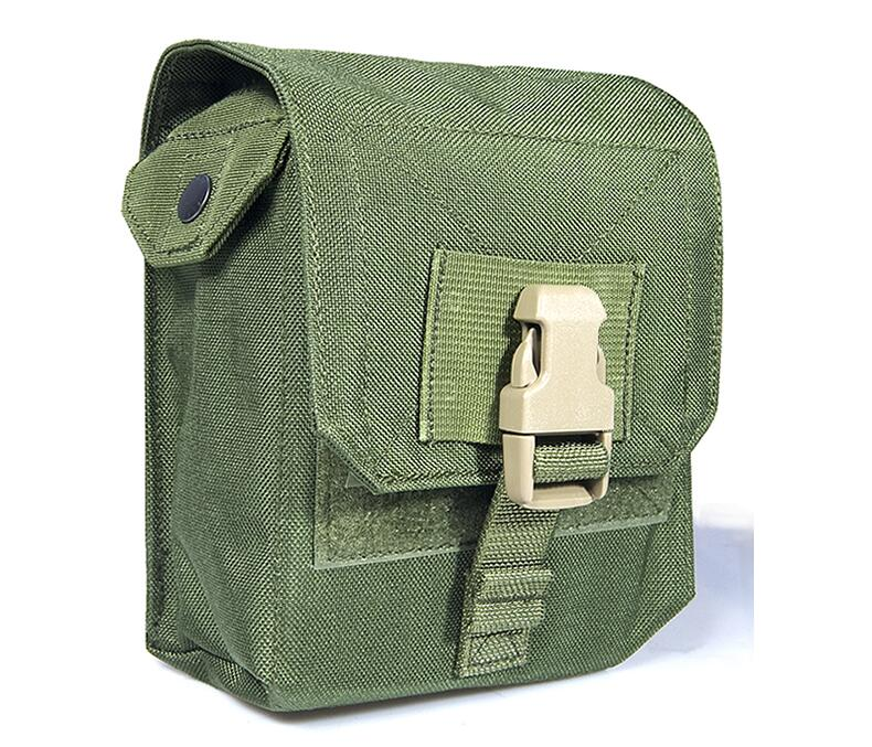 FLYYE MOLLE M60 100Rds Ammo Pouch ammunition package Military camping hiking CORDURA M012 dls m60