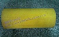 Резиновый валик печати Ролик Соединения Резиновый Валик Пользовательские все виды длина принтер полиуретана с резиновым валиком