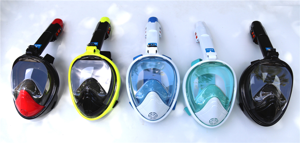 diving mask full