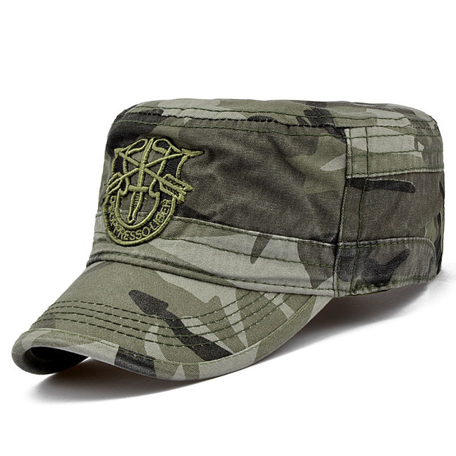 Us Army Special Forces Caps Green Berets Gorras Airborne