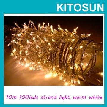 Wholesale 10M 220V/110V 100 LED String Lights Wedding Decoration