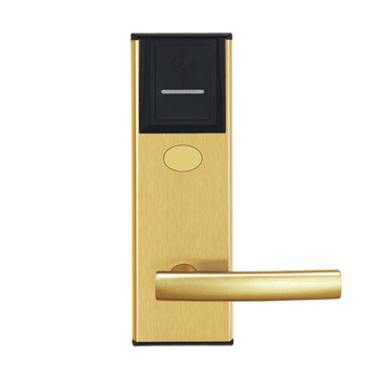 Electric Door Lock RFID Card Hotel Electronic Door Locks for Hotel Apartment Home Office Room Smart Entry lk210BS