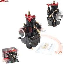 عالية الأداء دراجة نارية المكربن PWK 21 24 26 28 30 32 34 مللي متر Carb ل 50 إلى 300cc ATV رباعية سكوتر الترابية دراجة