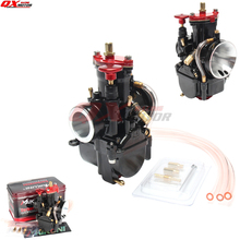 High performance Motorcycle Carburetor PWK 21 24 26 28 30 32 34mm carb With Power Jet Fit for 125 140 150 160cc Dirt Pit bike цена