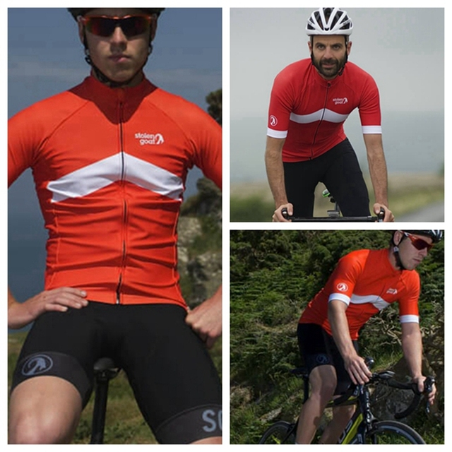 Ropa ciclismo road bike cycling Jersey 2018 stolen goat new style cycling  Jersey men Summer Breathable 9d45481d5