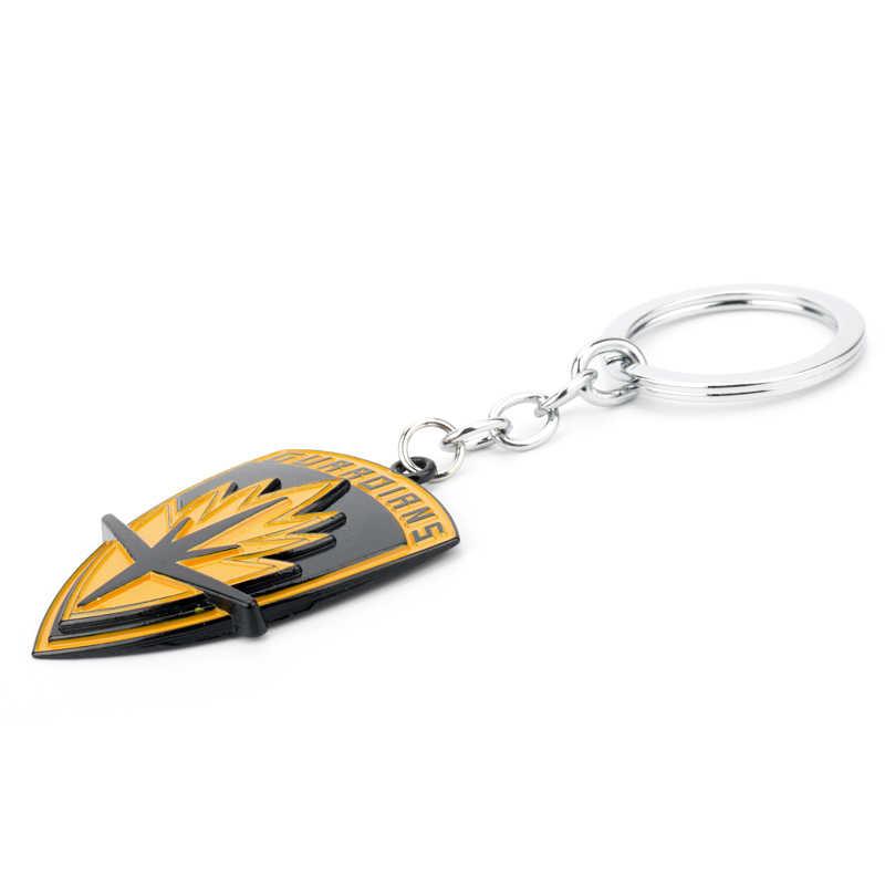 ตงเฉิงเวนเจอร์สอนันต์สงครามผู้ปกครองของ Galaxy พวงกุญแจ Chaveiro โลหะสตาร์ - ลอร์ดซูเปอร์ฮีโร่พวงกุญแจแหวนสำหรับผู้ชาย - 5