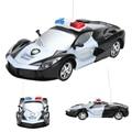 1/24 velocidad de deriva teledirigido de radio de rc rtr de carreras de coches de policía de juguete de navidad de regalo rc cars toys kid toys regalos