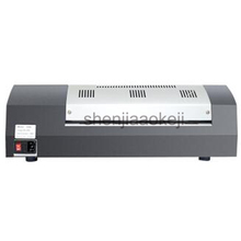 U-6330 A3 Format Laminator Chain Drive Laminating Machine plastic sealer size photos documents laminator 220v1000w1pc