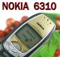 NOKIA 6310 Mobile Cell Phone Original GSM Dual-Band Unlocked  6310 Black/Gold & Gift & One year warranty