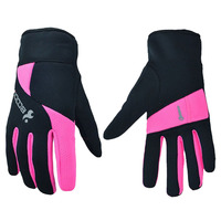 Women cycling gloves outdoor sport cycling gloves mtb riding bike bicycle Full finger gloves bicicleta mountain bike Gloves M,L