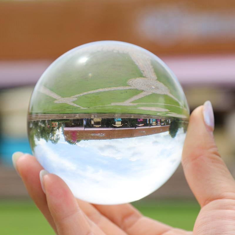 Crystal Healing Glass Ball Sphere 26