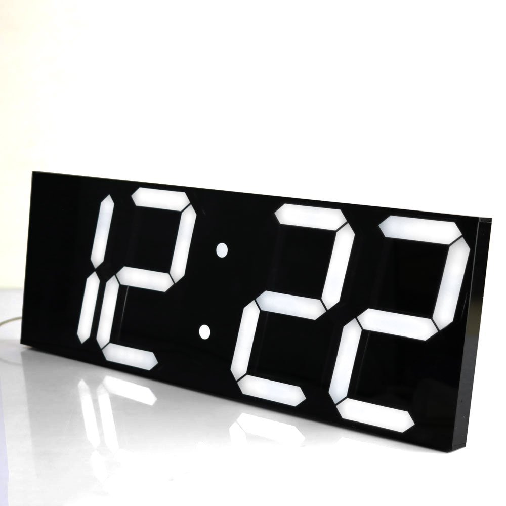 Clock, Temperature, Countdown, Show, Light, Led