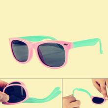 ALBASSAM BRAND Lovely Baby New Polarized Kids Sunglasses Boys Girls Infant Fashion Sun Glasses UV400 Eyewear Child Shades