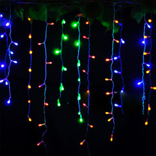 Colorful Energy-Saving LED Light String for Home Decor