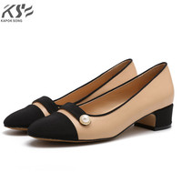 Designer Original Mixted Color Flats Women Shoes Fashional Genuine Really Leather Shoes Luxury Brand Comfortable Shoes