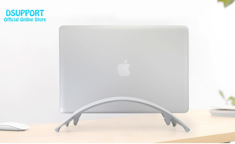 Super-Quality Aluminum Alloy Laptop Holder 10-17 inch Notebook / Tablet PC Stand For Air Pro Retina Thickness within 2.4cm