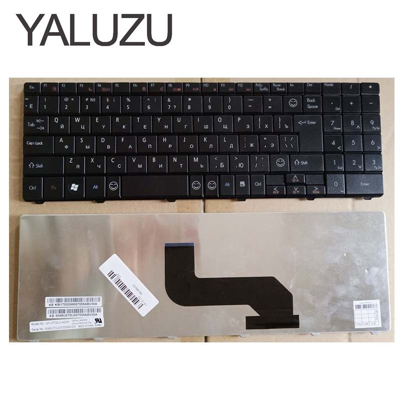 Russian NEW RU keyboard For Packard Bell EasyNote TJ65 TJ66 TJ67 TJ71 TJ72 TJ73 TJ74 TJ75 TJ76 TJ77 TJ78 Laptop Keyboard russian-in Replacement Keyboards from Computer & Office on