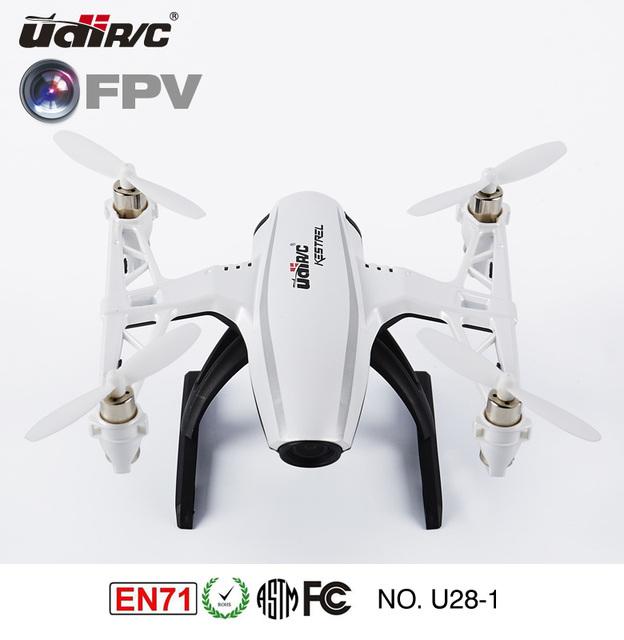 U28-1 2.4G FPV drone con HD vino 4 Canales 6 AXIS Quadcopter helicóptero grande 360 Acción de Rodadura