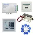 RFID 125 Khz teclado Sistema de Control de Acceso de la puerta/cajón Del Gabinete