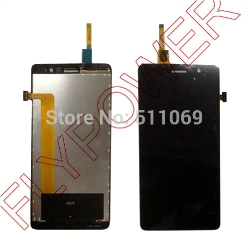 ФОТО For Lenovo A8 A806 LCD Screen Display with Touch Screen Digitizer Assembly by free shipping; New Original; Black; 100% warranty