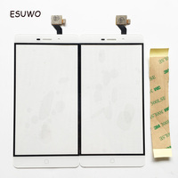 ESUWO Touch Screen For Elephone P9000 Touch Panel Sensor Front Glass Digitizer Replacement