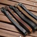 Mr.stone Handmade Genuine Leather Camera Wrist Strap For FUJJI Fujifilm X100F Leica Canon Nikon Sony Lumix Panasonic
