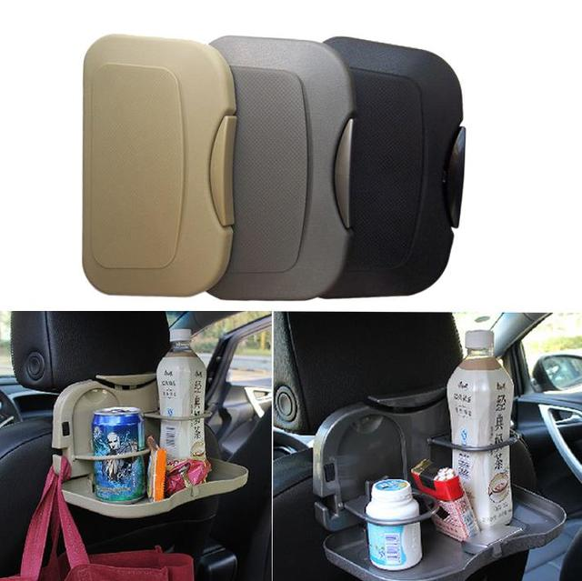 2017 Car Accessories Supplies Car Folding Table Back Seat Dish ...