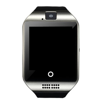 LUOKA Bluetooth Smart Watch Q18 Support Sim TF Card Phone Call Push Message Camera Bluetooth Connectivity For IOS Android Phone