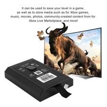 Black All-Purpose Storage For xbox 360 Slim 120GB Hard Drive HDD for Xbox 360 Internal Hard Drive for Xbox360 Slim HDD