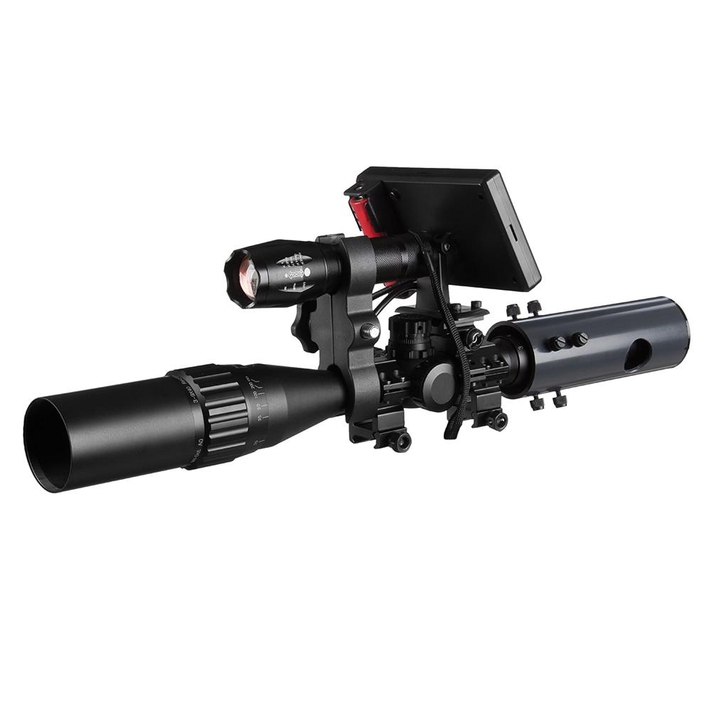 Chasse piège à faune infrarouge led IR Vision nocturne caméras caméras extérieures étanches une torche IR 850nm - 5