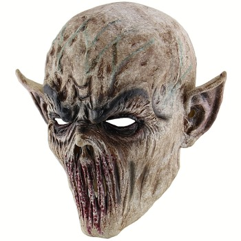 Halloween Bloody Scary Horror Mask Adult Zombie Monster Vampire Mask Latex Costume Party Full Head Cosplay Mask Masquerade Props new halloween devil clown vampire mask yellow goblins mask halloween horror mask creepy costume party cosplay props