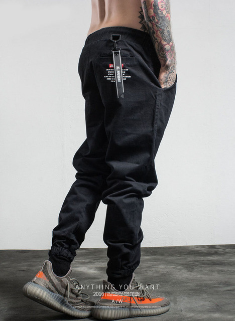Aelfric Eden Camouflage Tactical Cargo Pants Men Joggers Military Justin Bieber Casual Pants Hip Hop Ribbon Streetwear Trousers 2