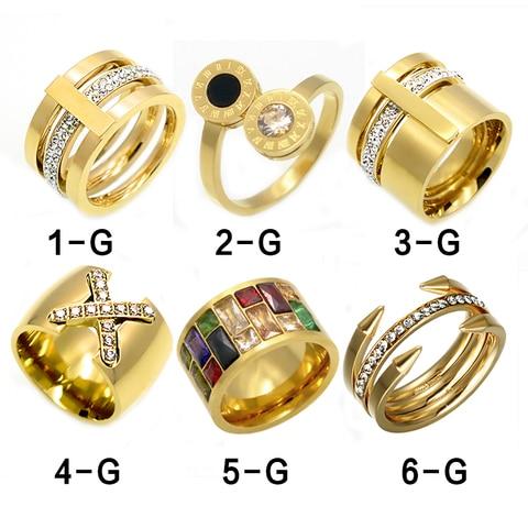 Купить лидер продаж 2018 модные ювелирные изделия кольца из нержавеющей