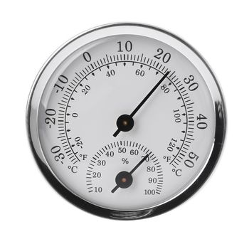 Wall Mounted Temperature Humidity Meter Measurement & Analysis Instruments
