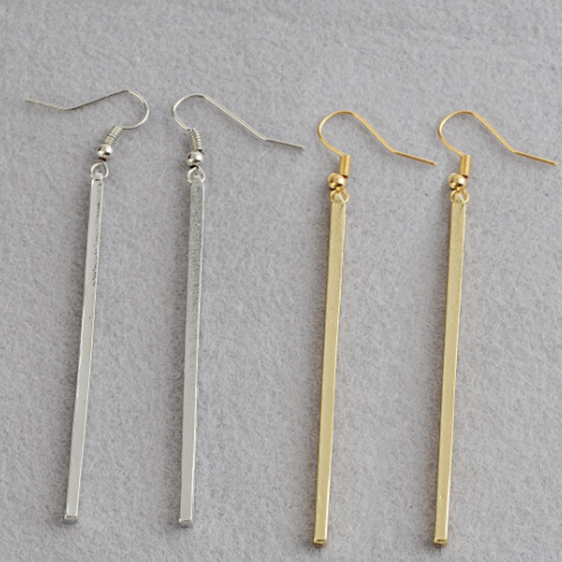 ٩ ۶brand New Fashion Punk Silver Color And Gold Color Piercing