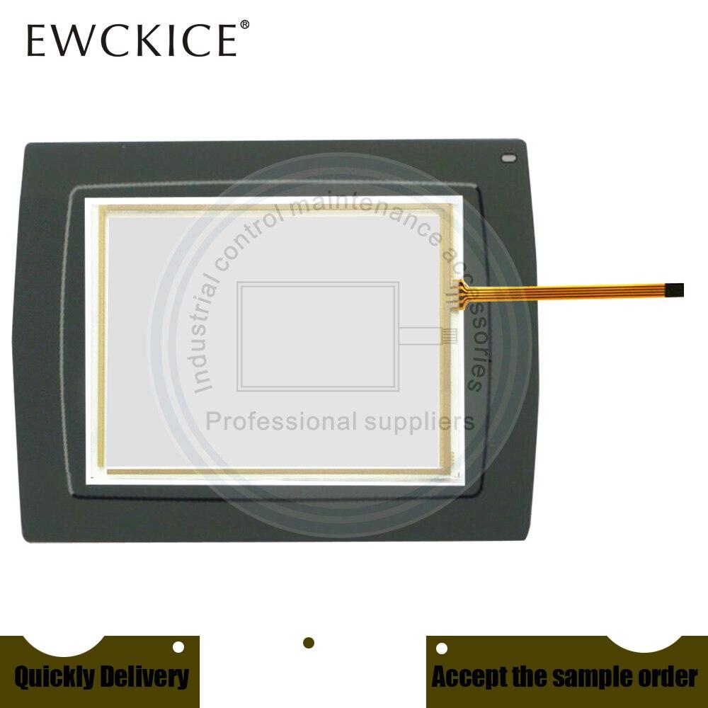 NEW MTA MAC E1061 MTA/MAC E1061 HMI PLC Touch screen AND Front label Touch panel AND Frontlabel