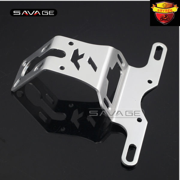 For YAMAHA YZFR1 YZF-R1 2004-2008 05 06 Chrome Motorcycle Tail Tidy Fender Eliminator Registration License Plate Holder Bracket aftermarket free shipping motorcycle parts eliminator tidy tail fit for 2006 2012 yzf r6 yzf r6 yzfr6