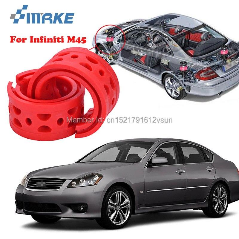 SmRKE para Infiniti M45 de alta calidad delantero/trasero coche Auto amortiguador de muelle amortiguador de potencia