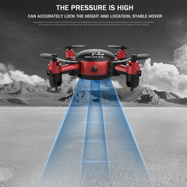 Headless H6 RC Helicopter Mode 2.4G 4CH 6 Axle Quadcopter Remote Control Toys drone professional mini drone
