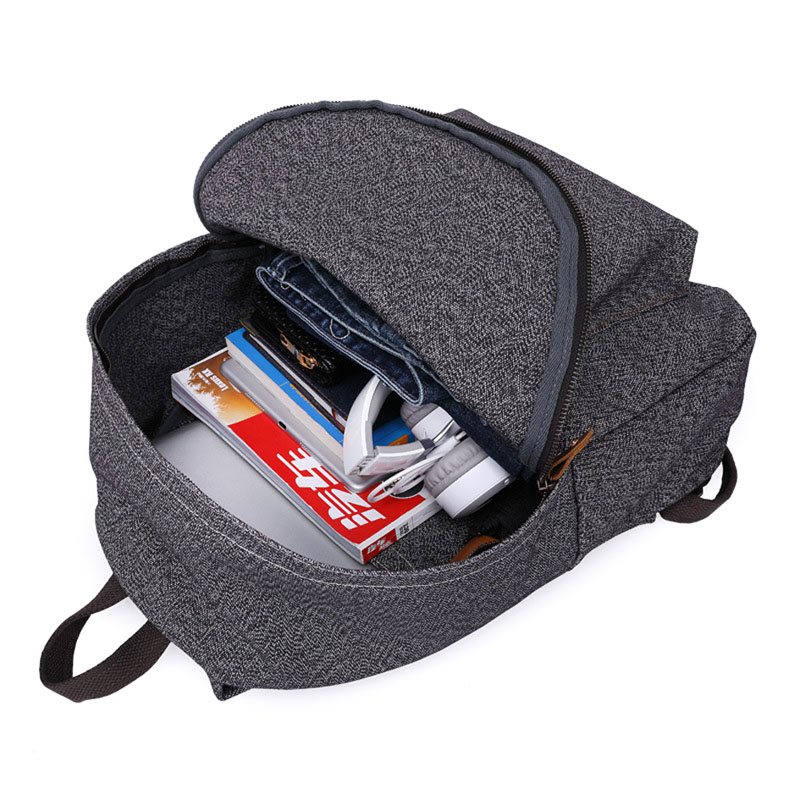 Tragbar Einfache Tasche 1 Rucksack Umhängetasche Leinwand Männer Super Bjyl 2 Retro Neue qw4gqY8
