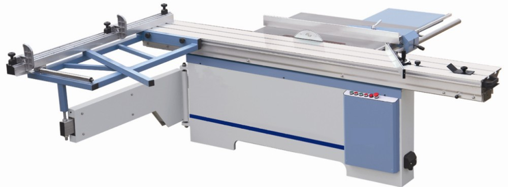 Factory Supply Wood Working Machine Sliding Table Saw In
