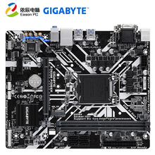 GIGABYTE GA-B360M POWER desktop motherboard LGA1151 i3 i5 i7 DDR4  32G M.2 Micro-ATX цена и фото