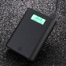 Soshine E3S-QC 18650×4 портативный источник питания Банк быстрое зарядное устройство 30 Вт