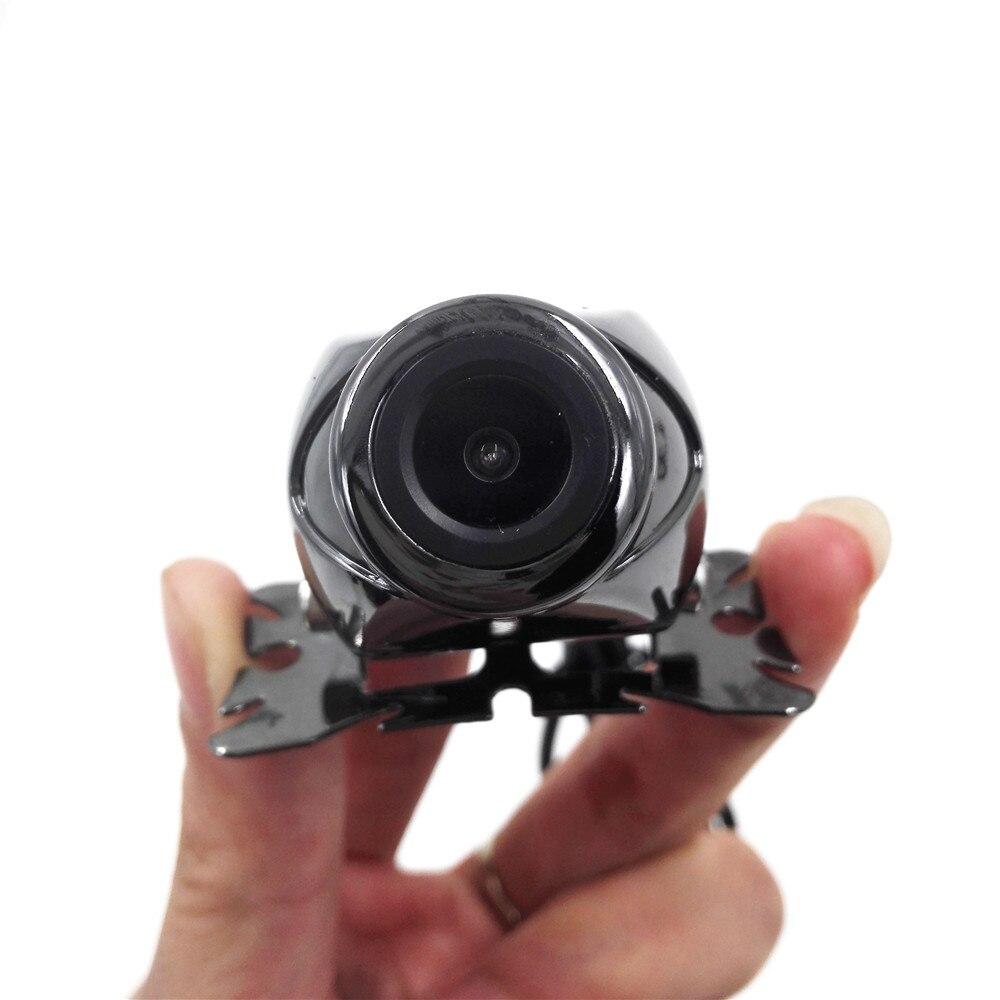Car Rearview Camera 150 Degree Angle Night Vision Color LED Sensor Car Rear Reverse View CMOS Camera for Parking Monitor