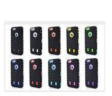 Robot Image PC&TPU Fashion Projector Case Cover  for iPhone 4S 5 5C 5S 7 Plus&for iPod Touch 5&6 for Samsung S5&S6(100PCS)