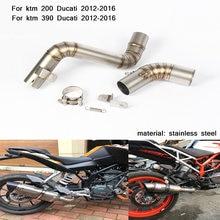 2012 2013 2014 2015 2016 глушитель для мотоцикла ktm 200/390