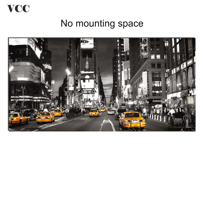 Kanfastryckstider Square New York City bild, kanfastryck, affischer - Heminredning - Foto 4