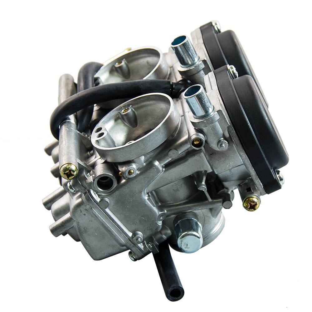 Carburador para YAMAHA RAPTOR 660 2001 2002 2003 2004 2005 YFM 01 05 CARB Tampa Da Base Parafuso Grampo de Cabo base de Junta de Borracha do acelerador - 2