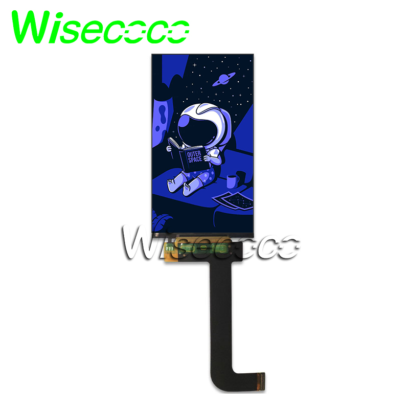 5.5 inch 2K lcd screen 2560x1440 LS055R1SX03 For Photon Wanhao D7 Light-Curing 3d Printer display panel (backlight removable)(China)